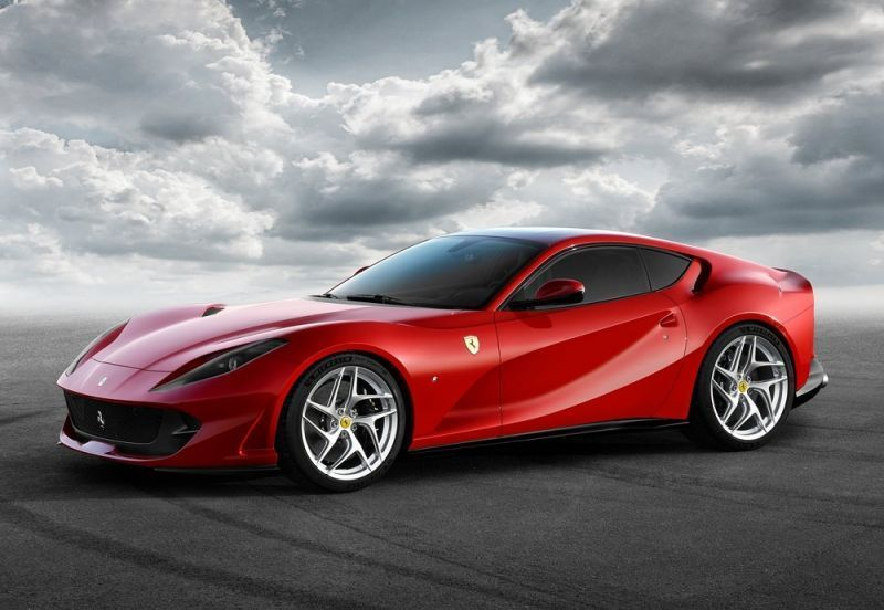 Ferrari 812 Superfast 6.5 V12